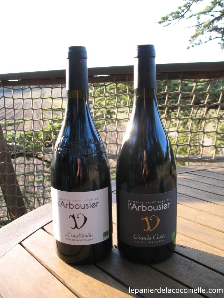 Domaine-Saint-Jean-de-l'Arbousier-vin