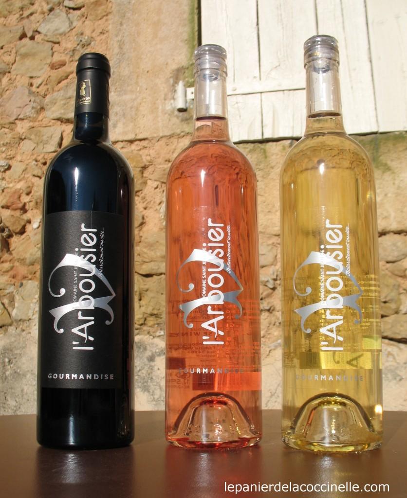 Domaine-Saint-Jean-de-l'Arbousier-vin-Gourmandise