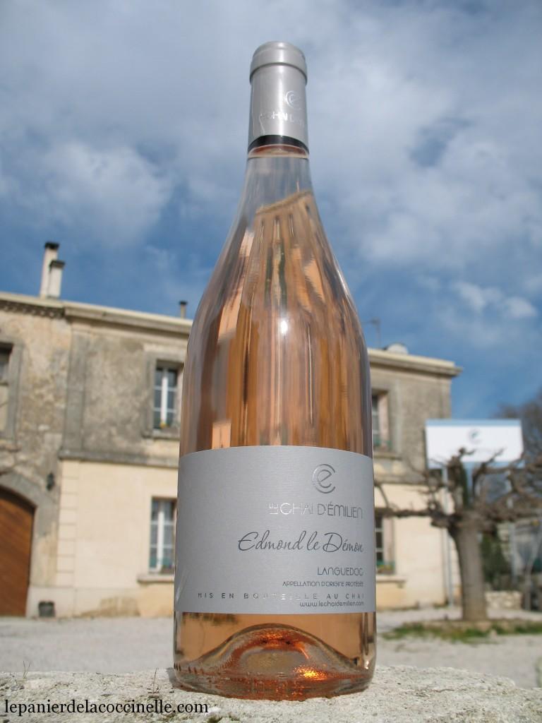 Chai-d'Émilien-vin-rosé-AOC-Languedoc-Edmond-le-Démon