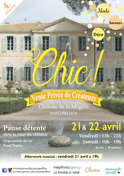 chic-montpellier-vente-createurs-made-in-france-affiche