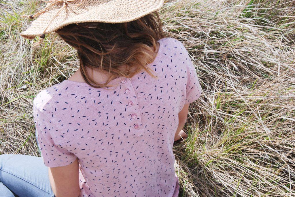 10 bonnes raisons de porter des vêtements en lin. La Révolution Textile, marque de mode éco-responsable. Mademoiselle Coccinelle, blog mode éthique et made in France