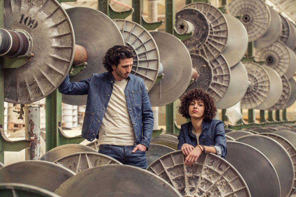 Le premier jeans made in France en lin. Interview de Davy DAO. Mademoiselle Coccinelle, blogueuse mode éthique