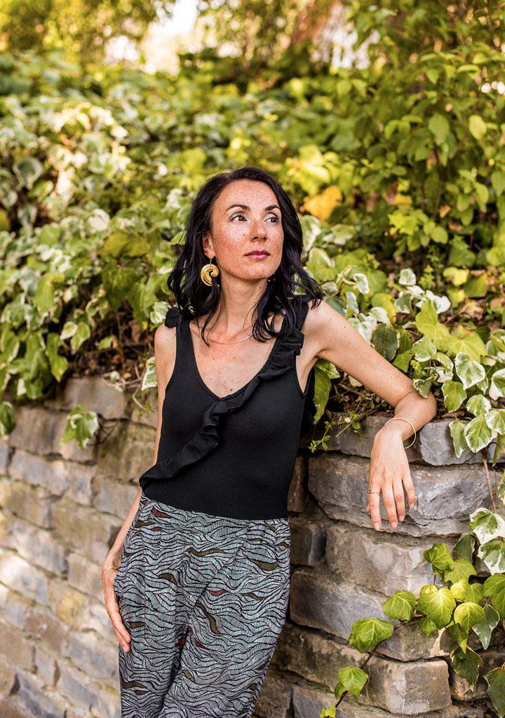 Vêtements vegan de la boutique de mode éthique et éco-responsable Les 3 L à Montpellier, présentés par la blogueuse Mademoiselle Coccinelle